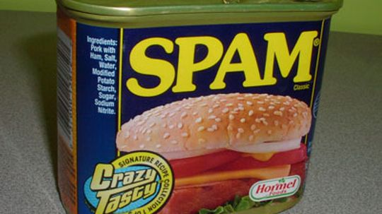 How Spam Works