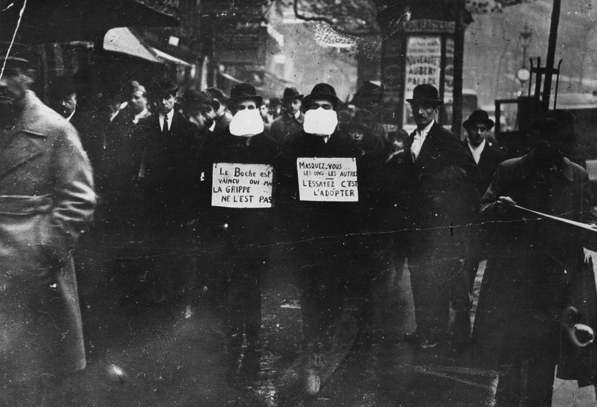 Did the Spanish Flu pandemic really start in Spain?