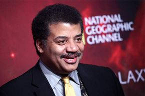 Astrophysicist Neil deGrasse Tyson says space exploration gets people interested in science and related fields.