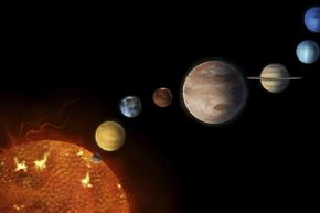 Does our solar system contain a giant, unnamed planet?