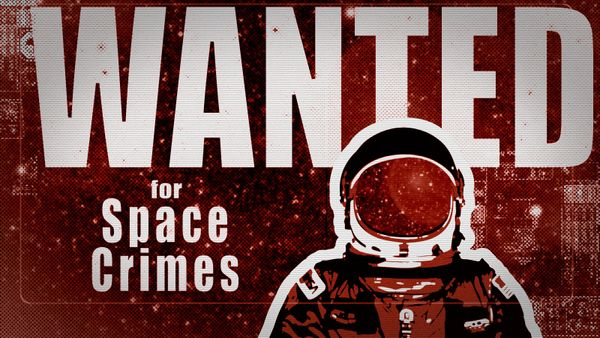 What Happens if Someone Is Murdered in Space?