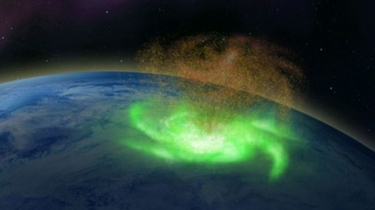 Scientists Detected a Space Hurricane for the First Time. What's That?