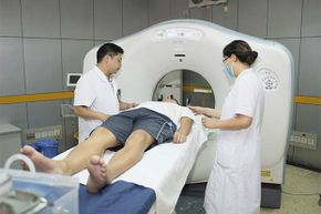 The 253-day trip  to Mars would expose you to as much radiation as a whole-body CT scan every five to six days.