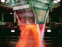 NASA said that the Aerospike rocket engine is more efficient than the conventional Bell rocket engine.