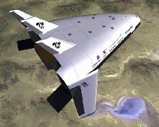 Nearly two years behind schedule, NASA still plans to complete the X-33 space plane.