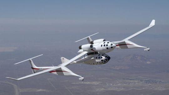 How SpaceShipOne Works