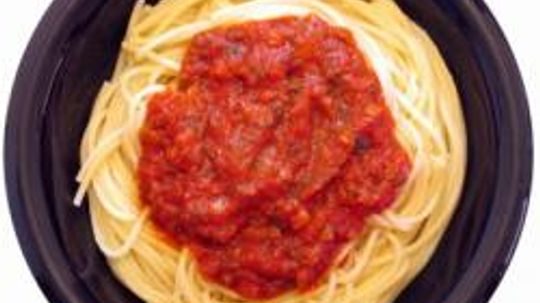 How to Remove Steak, Barbeque, and Spaghetti Sauce Stains
