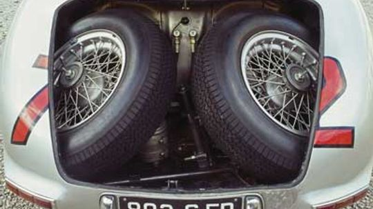 How Spare Tire Mounts Work