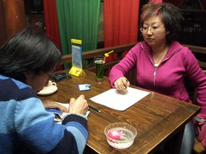 Speed dating has become a popular form of dating in Beijing, China.