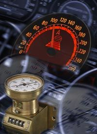 The speedometer has gone through many changes in the last century.