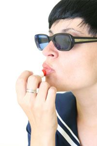 Don't forget to protect your lips from the sun, which can cause cancer and signs of aging.
