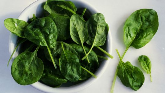 Is spinach really a good source of iron or not?