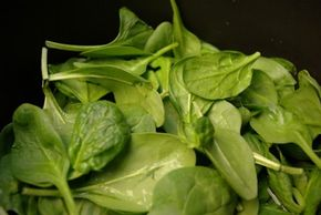 Spinach is a versatile vegetable. See more vegetable pictures.