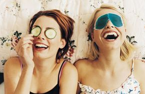 Cucumbers won't minimize pores -- but these tricks will!