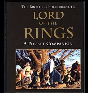 """""""Lord of the Rings: A Pocket Companion,"""" signed by the artists: $6.00"""