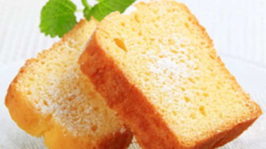 What's the Difference: Sponge Cake, Pound Cake, Gateau, Genoise