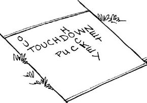 Do a Sidewalk Sports Crossword!