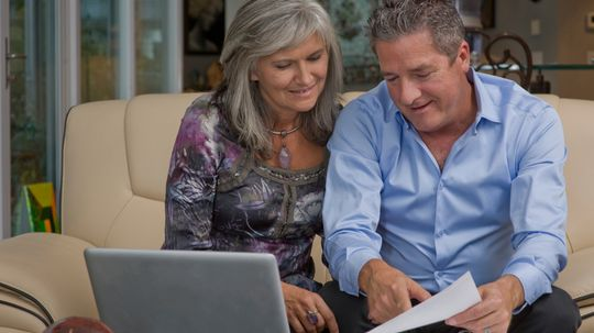 Are you responsible for your new spouse's back taxes?