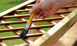 Follow a few simple steps to bring your faded wood back to life.