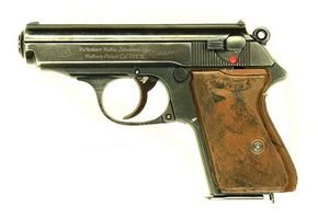 The Walther PPK handgun has been heavily used by James Bond as well as real-life secret agents.