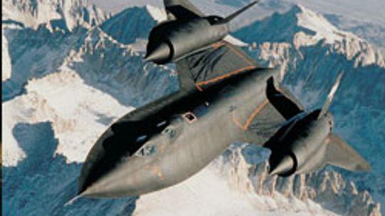 How a U.S. Spy Plane Works