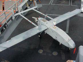 Pioneer Unmanned Aerial Vehicle