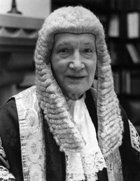 British legal authority Lord Denning in 1979.