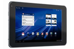 LG's G-Slate tablet, available from T-Mobile.