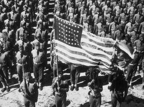 During World War II, the U.S. military was racially segregated. The bravery and valor of certain African-American soldiers and squadrons helped change this, however.
