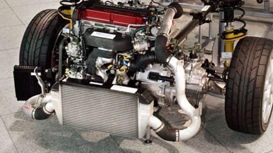 How Turbochargers Work