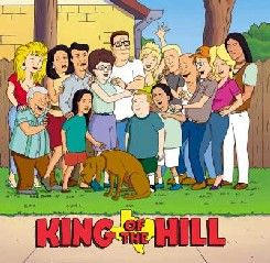 """Evolution of TV Image Gallery The extended """"cast"""" of """"King of the Hill,"""" a strikingly realistic animated sitcom. Learn more with TV evolution pictures."""
