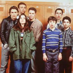 """Several """"Freaks and Geeks"""" cast members, including James Franco and Seth Rogen, would go on to big film careers."""