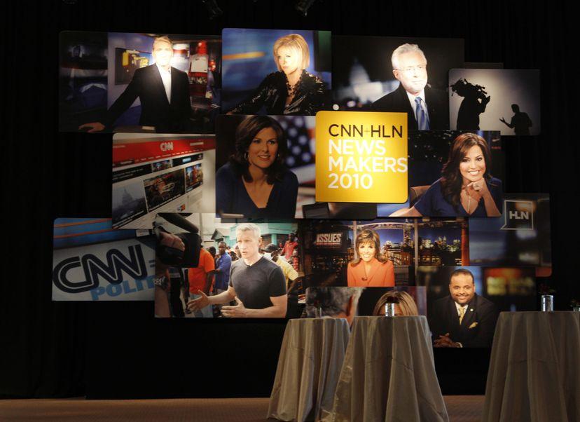 CNN personalities