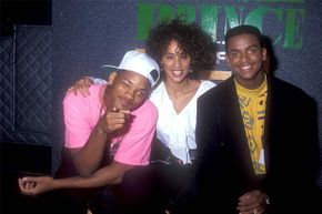 Will Smith (left) starred in 'The Fresh Prince of Bel-Air.' But was he really living in California -- or in Heaven? Maybe he'll bump into Max and Ruby.