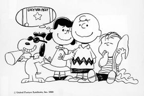 The obvious reason Charlie Brown has no hair is because he has cancer, according to fan theorists.