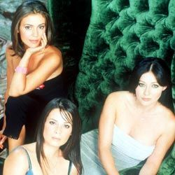 """Shannen Doherty, Holly Marie Combs and Alyssa Milano star in """"Charmed."""""""