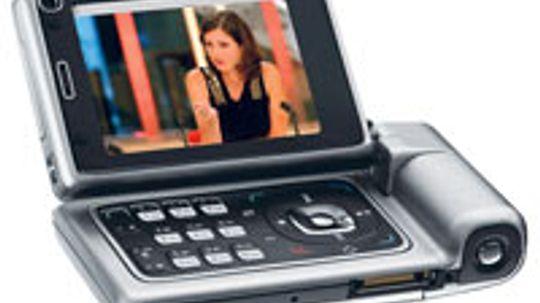 How TV Phones Work