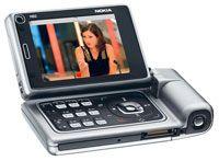 Nokia N92 phone.