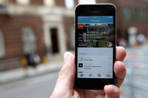 Periscope used to require a Twitter to use the app, but now you can log in with your phone number if you prefer.