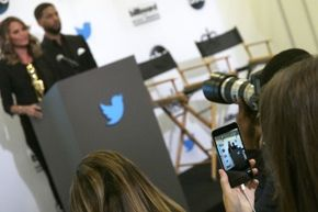 While most people probably expect that they may be filmed during an event like a press conference, the average person walking down the street isn't normally thinking about being broadcast online.