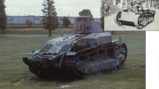Japanese Type 89 Chi-Ro Medium Tank
