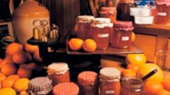 Types of Jams and Jellies
