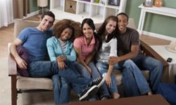 Teens often identify with a certain group or subculture, but not all do.