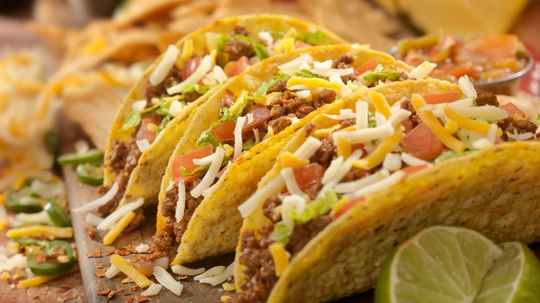 5 Things You Didn't Know About Tacos