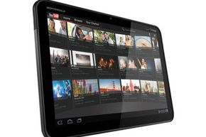 Do tablets like the Motorola Xoom have a crash screen?