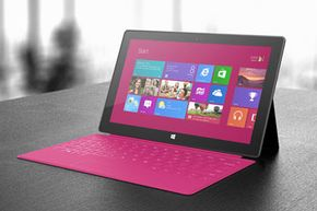 Microsoft entered the tablet market with the Surface in 2012. The Surface Pro was released in early 2013.