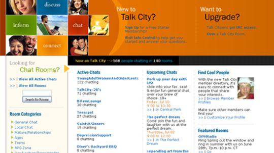How Talk City Works