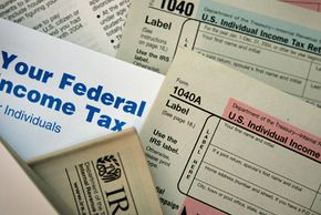 Tax forms can be long and complicated.