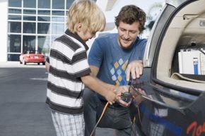 Environmentally friendly tax credits can help you score big when you buy an electric car.