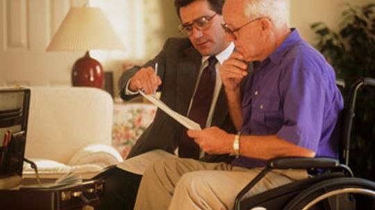 What tax credits exist for disabled persons?